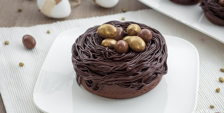 gâteau_nid_de_Pâques_au_chocolat